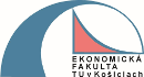 Logo - The Faculty of Economics, Technical University of Košice