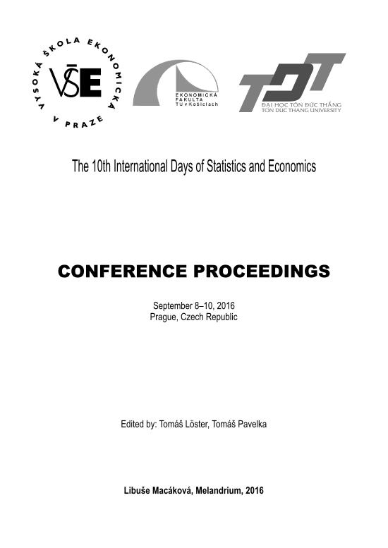 Front page of the proceedings